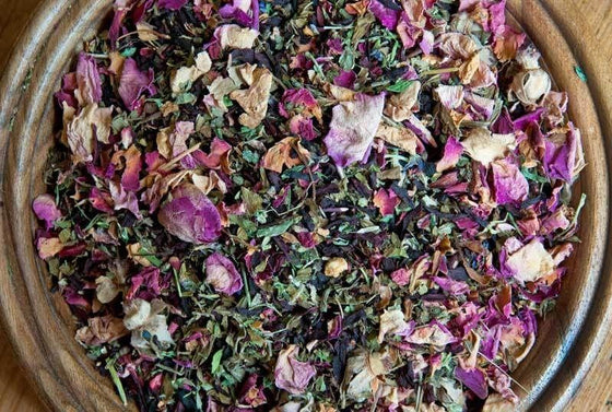 Herbal Tea: Hibiscus Delight