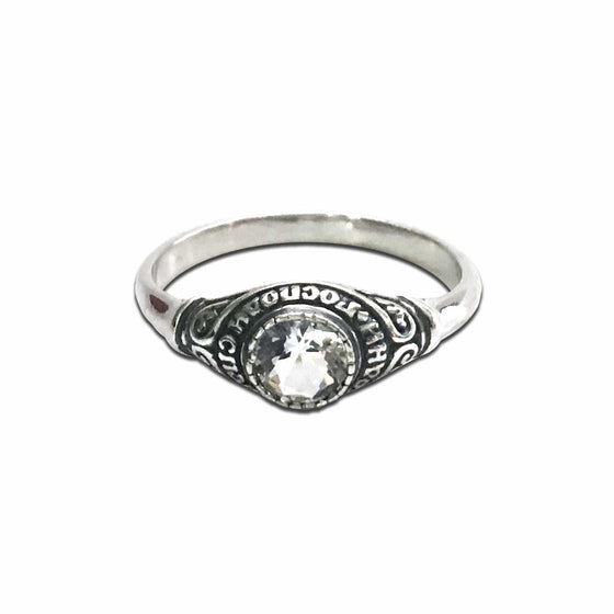 """Lord, Save & Protect"" Ring: Eternal Hope"