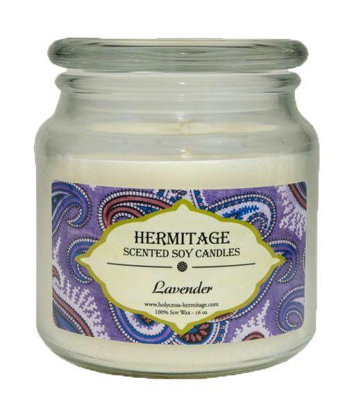 Soy Candle: Lavender