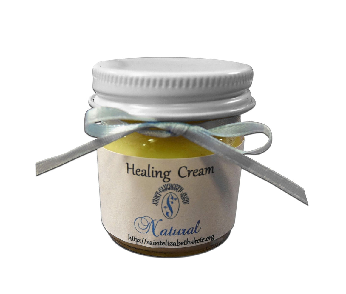 Natural Healing Cream: Unscented
