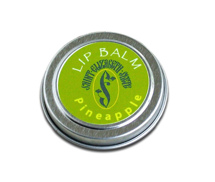 Lip Balm: Pineapple