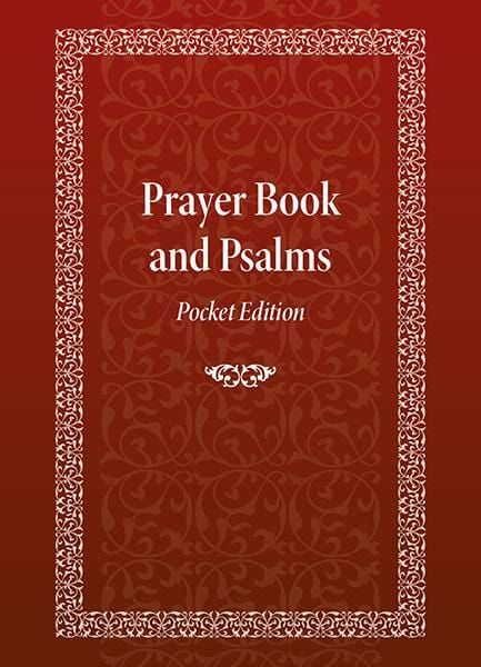 Prayer Book and Psalms: Pocket Edition