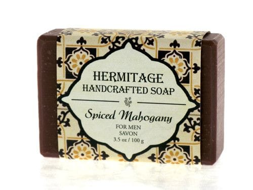 Bar Soap: Spiced Mahogany