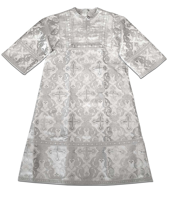 White Altar Server Vestment: 115cm