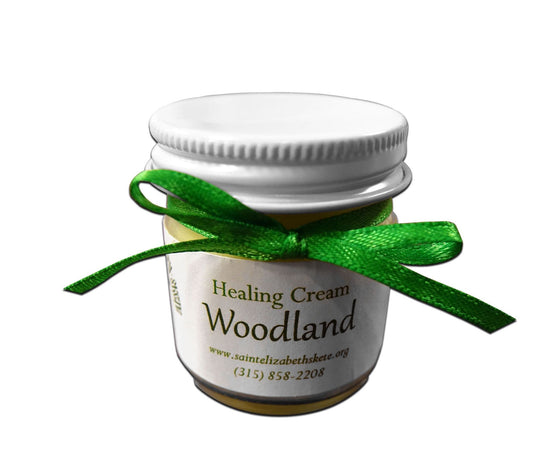 Natural Healing Cream: Woodland