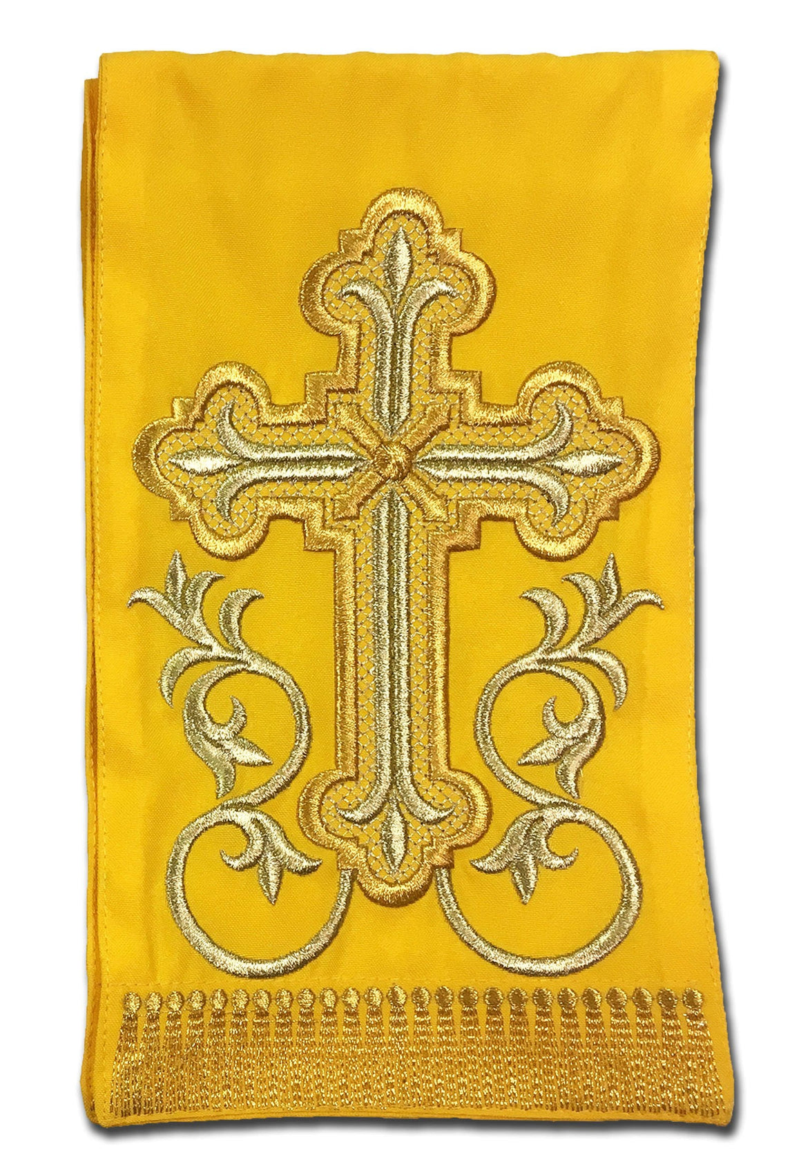 Gospel Marker: Cross (Yellow)