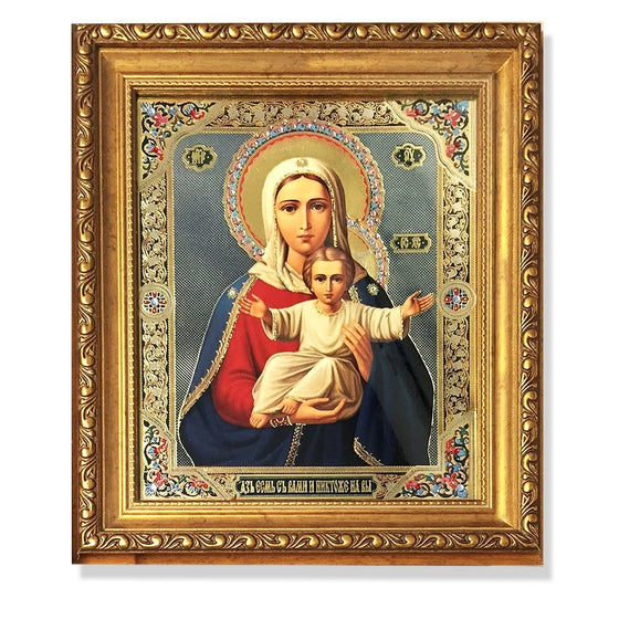 "Mother of God ""I Am With You"" Icon"