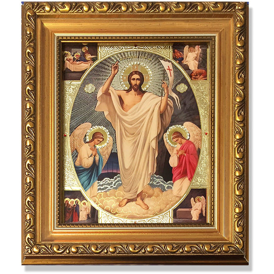 Resurrection of Christ Icon (Pascha)