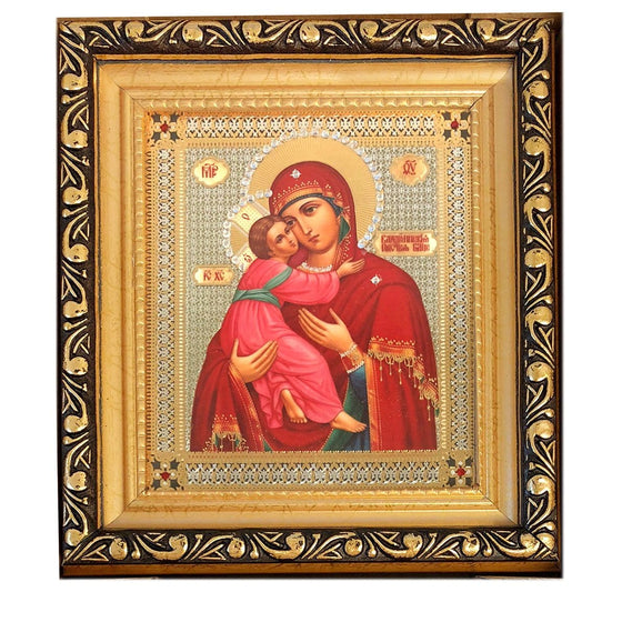 """Vladimir"" Mother of God Icon"