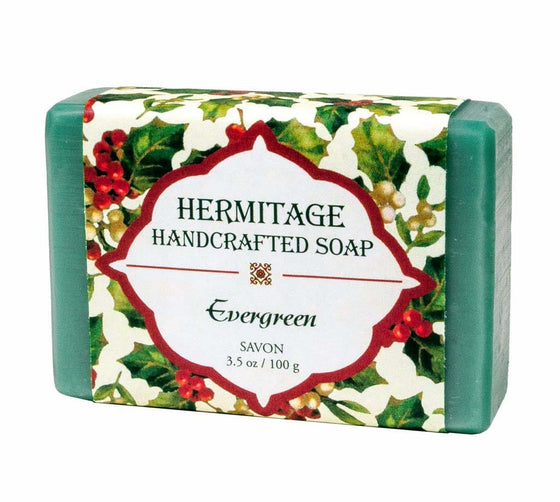 Bar Soap: Evergreen