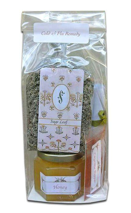Gift Set Cold & Flu Remedy & Honey