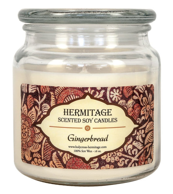 Soy Candle: Gingerbread