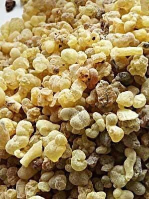Hermitage Incense: Somalian Frankincense (1st Choice)