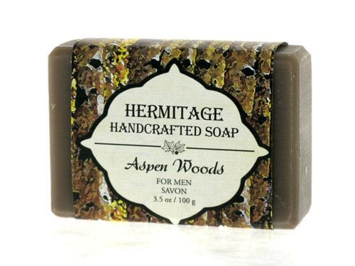 Bar Soap: Aspen Woods