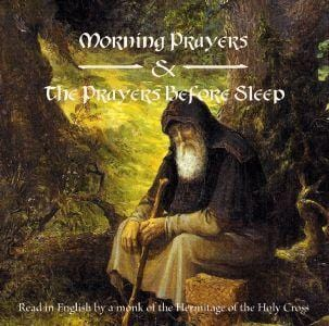 Morning and Evening Prayers (Audio CD)
