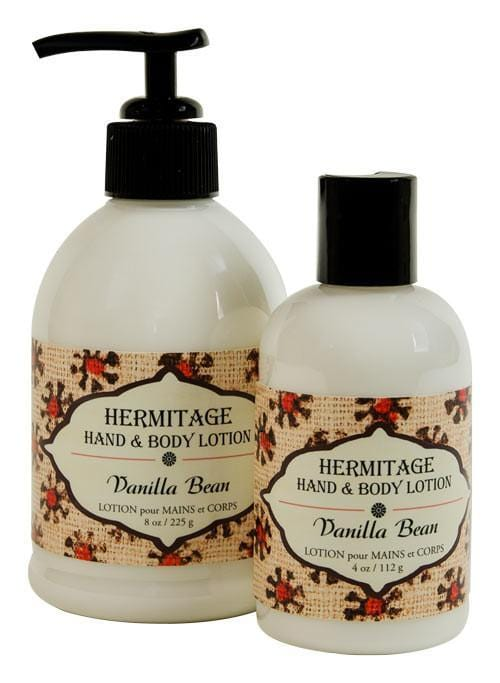 Hand & Body Lotion: Vanilla Bean