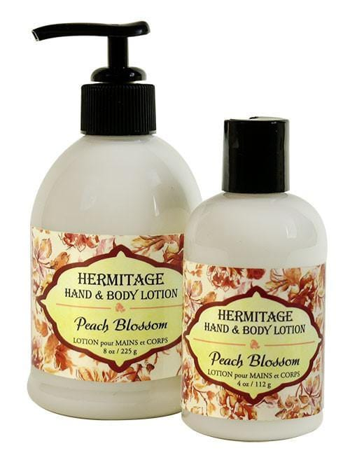 Hand & Body Lotion: Peach Blossom
