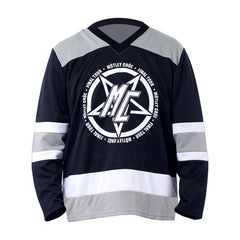 MÖTLEY CRÜE FINAL TOUR HOCKEY JERSEY