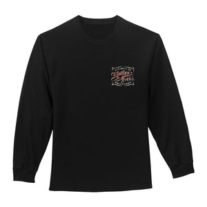 Bad Boys Sign Oversized L/S Tee
