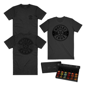 Pentagram Tee/Hot Sauce Bundle