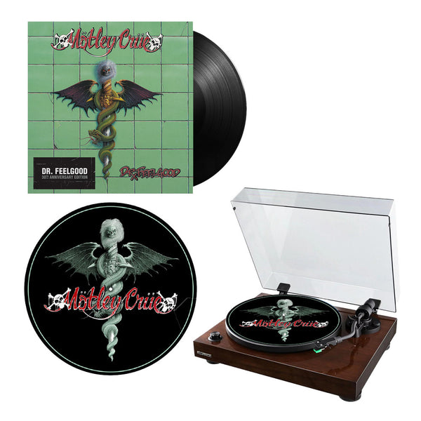 Dr. Feelgood 30th Anniversary Standard Vinyl + Slip Mat