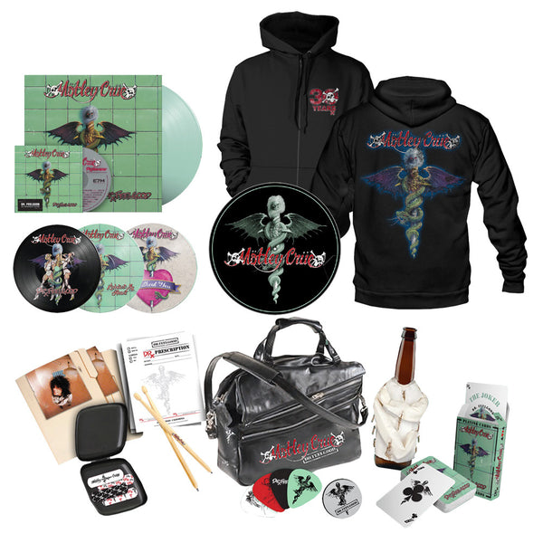 Dr. Feelgood 30th Anniversary Deluxe + Slip Mat + Logo Hoodie