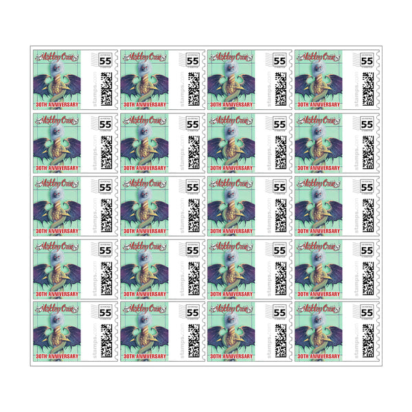 Dr. Feelgood Album Stamp Sheet