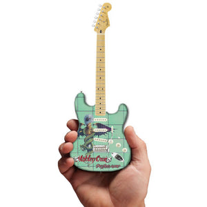 30th Anniversary Dr. Feelgood Fender Stratocaster Mini Replica Guitar