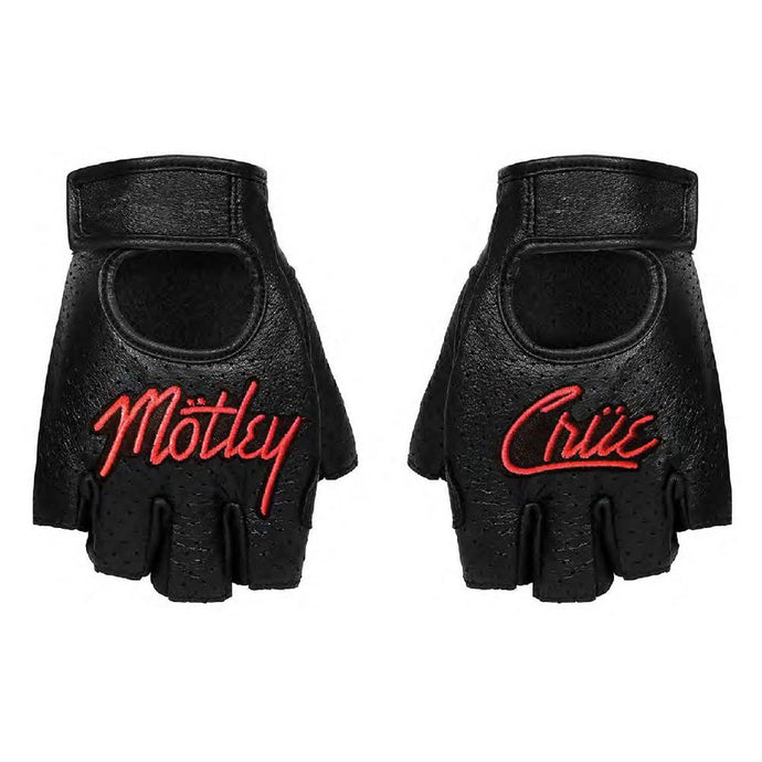 Girls Girls Girls Leather Gloves