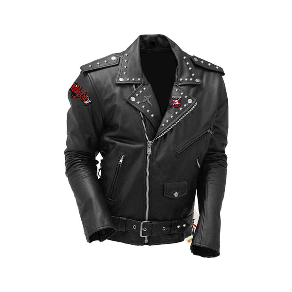 30th Anniversary Dr. Feelgood Leather Jacket