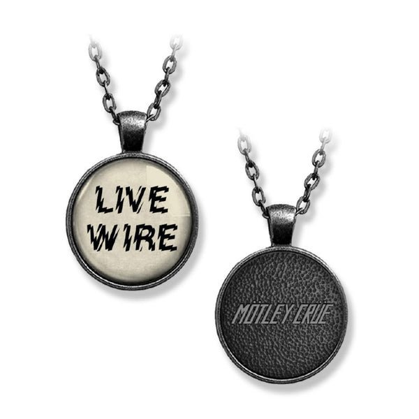 Live Wire Lyrics Pendant
