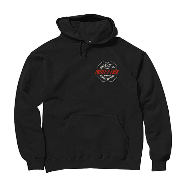 Police Seal Pullover Hoodie