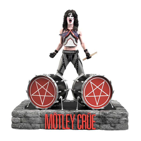 Tommy Lee (Mötley Crüe) Rock Iconz Statue