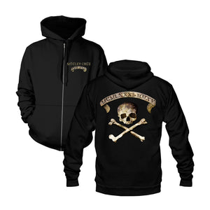 The End Zip Hoodie