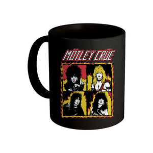 Motley Flames Color Change Mug