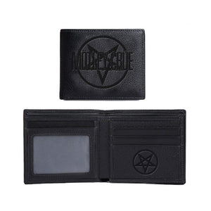 Leather Pentagram Wallet
