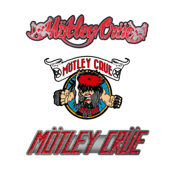 Motley Pin Bundle