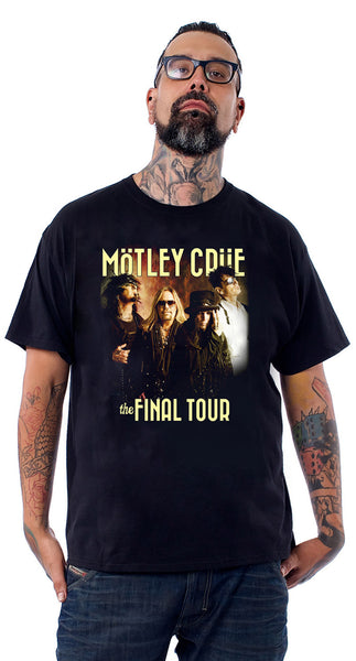 FINAL TOUR GROUP PHOTO TEE