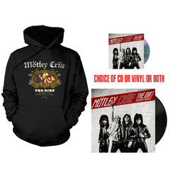 The Dirt Hoodie + Music Bundle