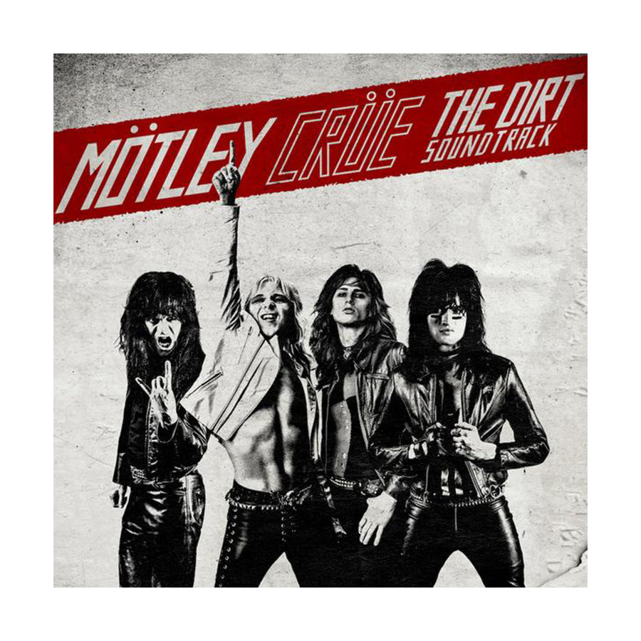 The Dirt Original Soundtrack Digital Download | The Dirt | Motley Crue Store
