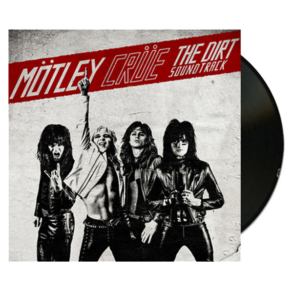 The Dirt Original Soundtrack Vinyl (2LP)