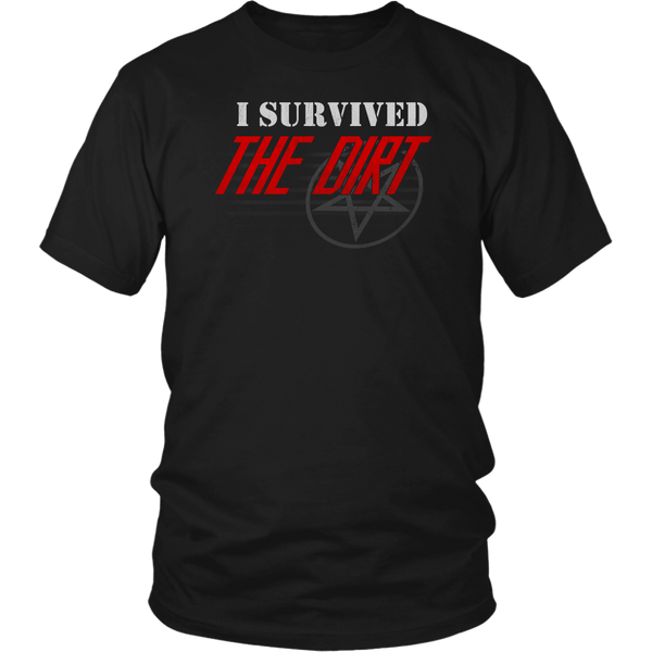 I Survived the Dirt Tee
