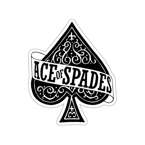 Motorhead Ace of Spades Sticker