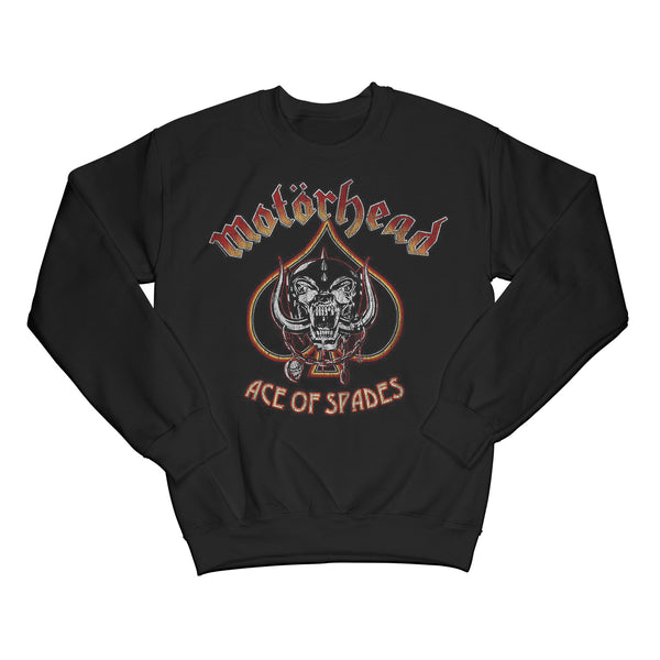 Ace of Spades Vintage Sweatshirt
