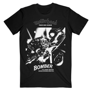 Bomber Advert Tee