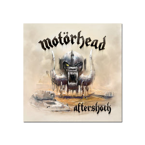 Aftershock CD