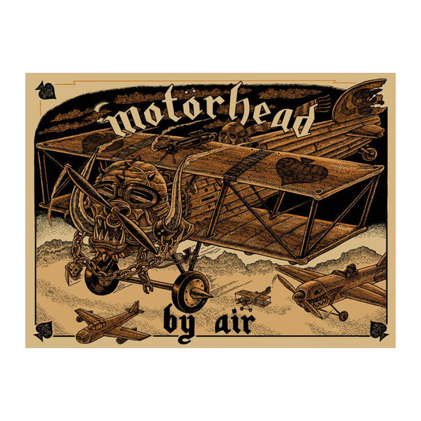 By Air Poster