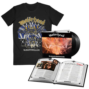 Hammersmith Vintage Tee + Choose Your Music Bundle