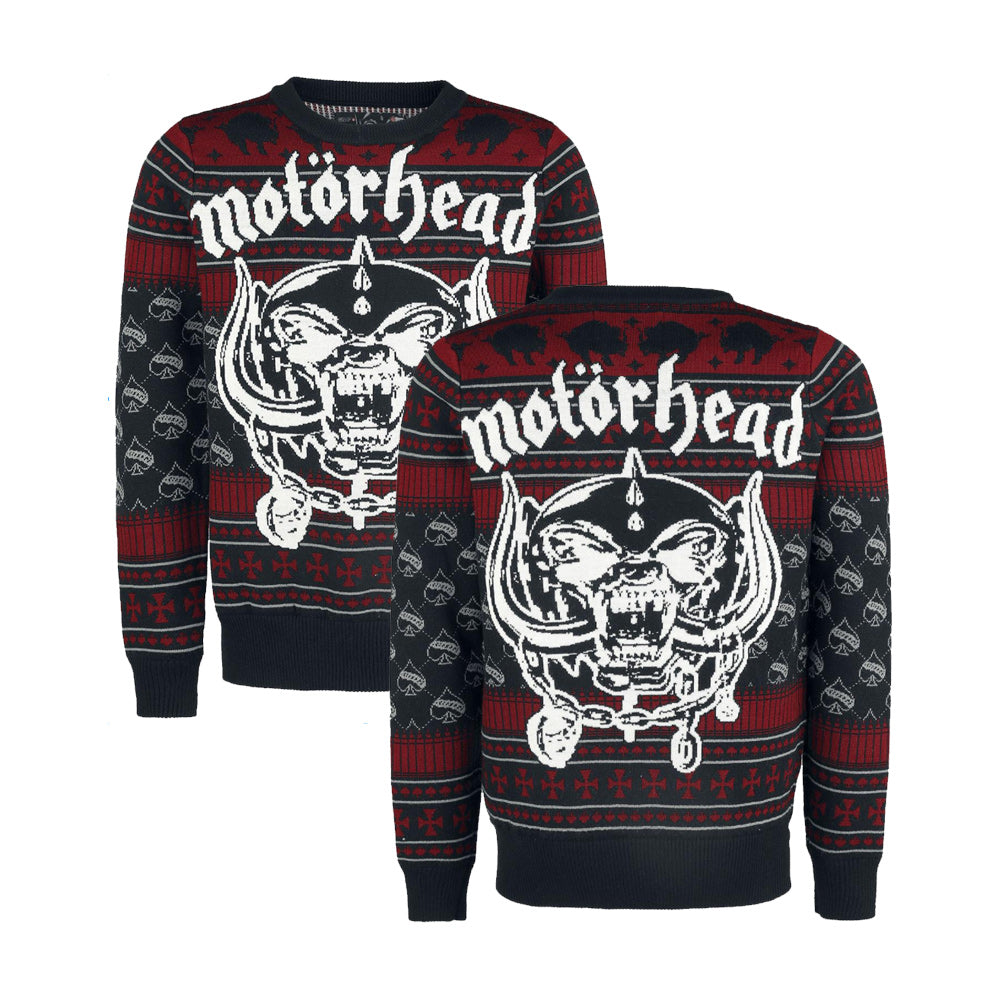 Holiday Warpig Sweater