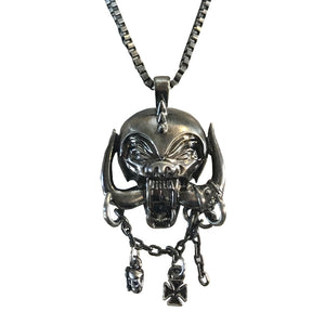 Limited Edition Moțrhead Warpig Pendant Necklace